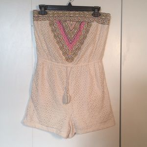 Cute Crochet Romper